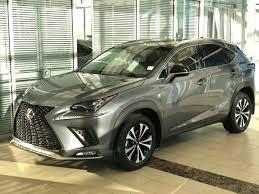 2018 lexus nx 300 for sale in edmonton alberta