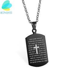 boniskiss cross necklaces pendants christian jewelry bible