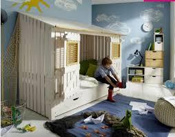 lit chambre enfant lit cabane enfant lit surelevé pour fille et garçon lit cabane