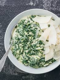 fast and easy creamed spinach savory tooth