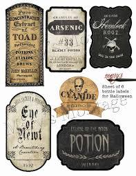 printable halloween specimen jar labels printable specimen jar labels halloween halloween spooks