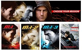 fat movie guy get all four mission impossible movies for free