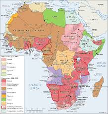 africa map before colonization how was africa divided before colonization other voice review