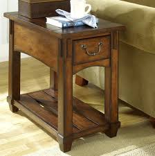 Living Room End Tables With Storage Fancy Living Room End Tables With Drawers Rustic End Tables