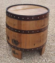whisky barrel table for sale home table decoration