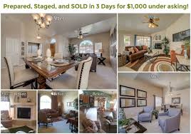 client staging tina marie realty group