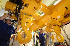 handling and lifting equipment designed for the toughest offshore