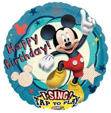 singing birthday mickey mouse clubhouse happy birthday party sing a