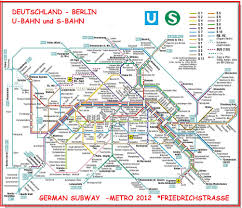 Berlin Metro Map by Carte Rer Rer Map Rer Metro Plan Rer Plan Metro