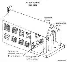 revival homes revival 1820 1850 house web