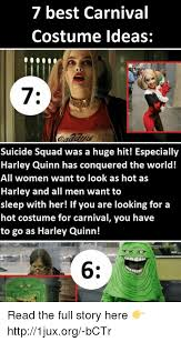 Internet Meme Costume Ideas - 7 best carnival costume ideas suicide squad was a huge hit
