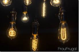Light Bulb Chandeliers How To Make A Bare Edison Bulb Chandelier