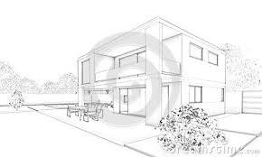 download modern house sketches zijiapin