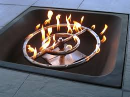 Propane Burners For Fire Pits - convert outdoor tables into fire tables propane or natural gas