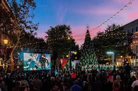 bay area tree and menorah lightings events