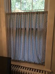 Curtains With Rods On Top And Bottom The Cheap Ridiculously Easy Way To Make High Style No Frill
