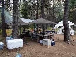 Comfortable Camping Deer Hunting 2012 White River Unit 141b Oregon Loomis