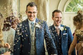 a super stylish art deco wedding in oxfordshire