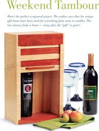 Wine Gift Boxes Wine Gift Box Plans U2022 Woodarchivist