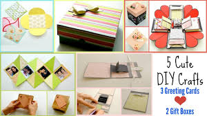 5 diy paper crafts for s day 3 easy greeting cards 1