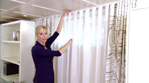 basement window treatments video hgtv
