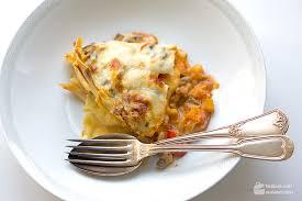 cuisine lasagne gemüse lasagne madame cuisine