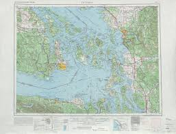 Topographical Map Of The United States by Victoria Topographic Map Sheet United States 1966 Full Size