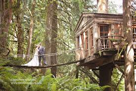 Wedding Barns In Washington State Treehouse Point