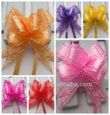 plastic ribbon plastic ribbon flower for gift package buy plastic ribbon flower