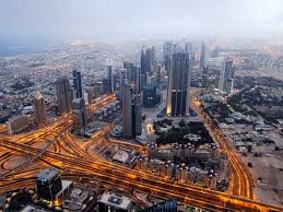 Burj Khalifa Photos Sunrise At The Top Of The Burj Khalifa Condé Nast Traveler