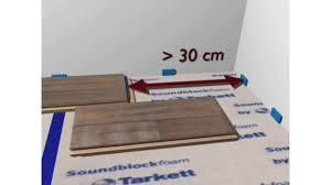 Tarkett Laminate Flooring Reviews Installing Tarkett Laminate Flooring Youtube