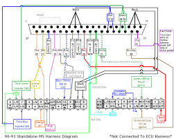 miata stereo wiring harness diagram wiring diagrams for diy car