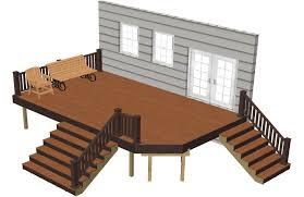deck plans free deck plans deck design plans azek
