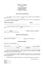 contract template philippines best resumes curiculum vitae and