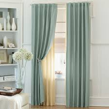 Contemporary Drapes Window Treatments Cly Blinds Modern Living Room With Blinds Best Livingroom 2017