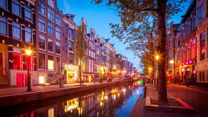 cancun red light district amsterdam s red light district revealed amsterdam travel channel