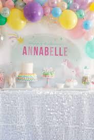 magical unicorn birthday party project nursery