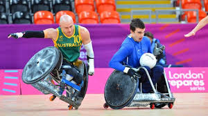 Wheelchair Rugby Chairs For Sale Oiling The Big Wheels That Keep The Paralympics Moving U2022 The Register