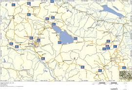 map of roads nagorno karabakh nagornykarabakh