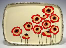 painted platter peas cornbread