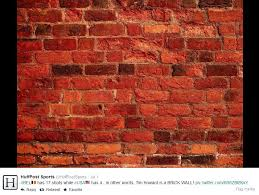 Brick Wall Meme - how tim howard stole the internet ignite visibility