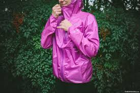 raincoat for bike riders ultralight rain jackets bikepacking com