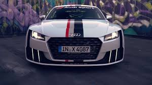 hoonigan nissan the 600 horsepower audi tt clubsport turbo concept visits the