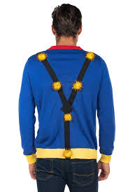 sweater with tree sweater with suspenders tipsy elves