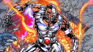 4 answers comics cyborg justice league