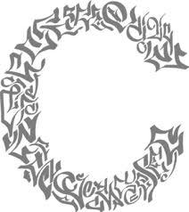 graffiti art designs gallery design graffiti alphabets letter c