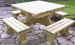 Exteriors Recycled Plastic Picnic Tables Cedar Hexagon Picnic by Elegant Picnic Tables The Wooden Workshop Oakford Devon Large