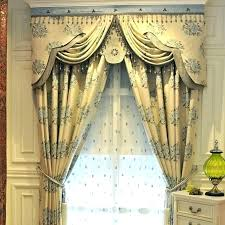 double window treatments country window treatments c7n1 me