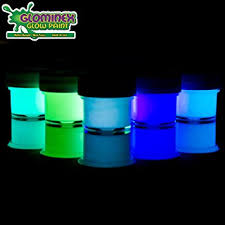 glow paint glominex at955 ultra glow in the paint assorted