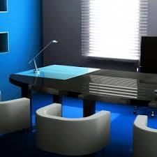 Modern Office Design Ideas Cool Modern Office Blue Office Design Ideas Lyfe Marketing